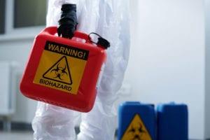 Professional Disaster Restoration Bio Hazard